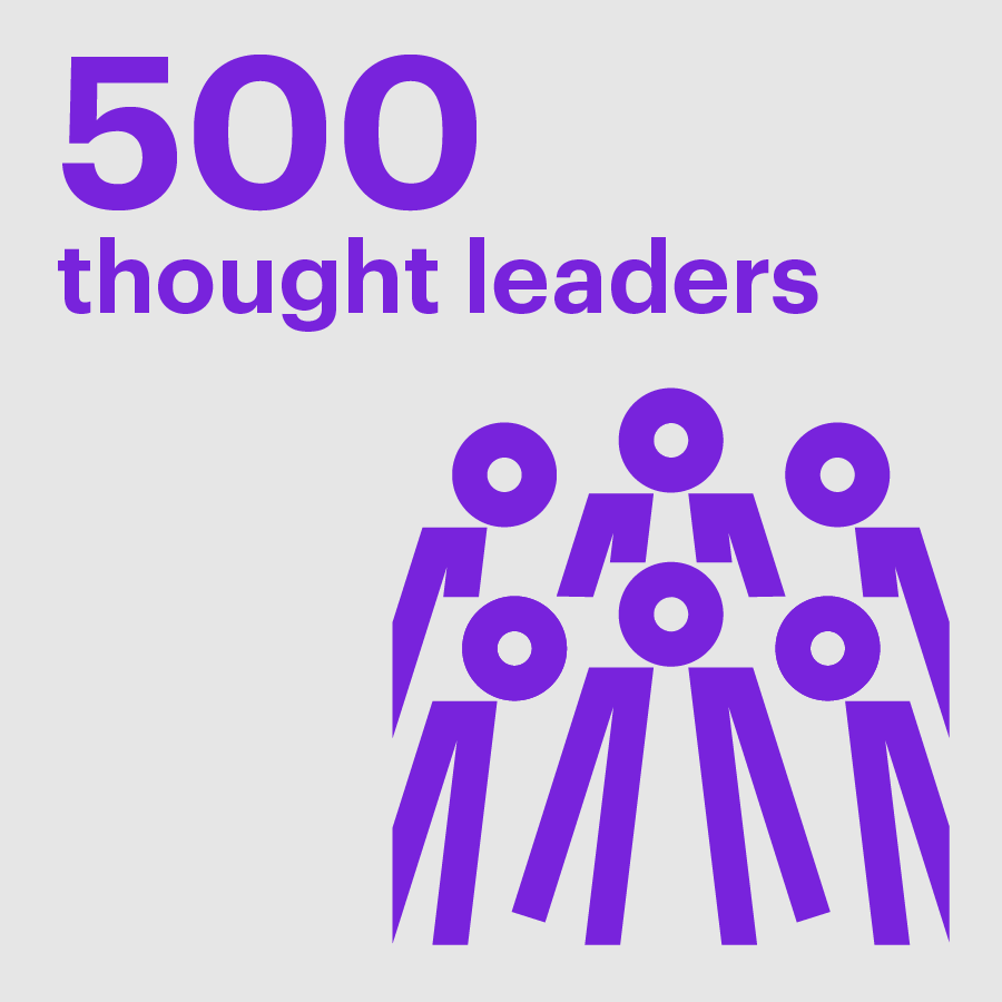 500 though leaders